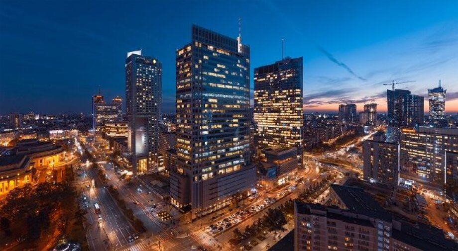 CPI acquires Warsaw office tower