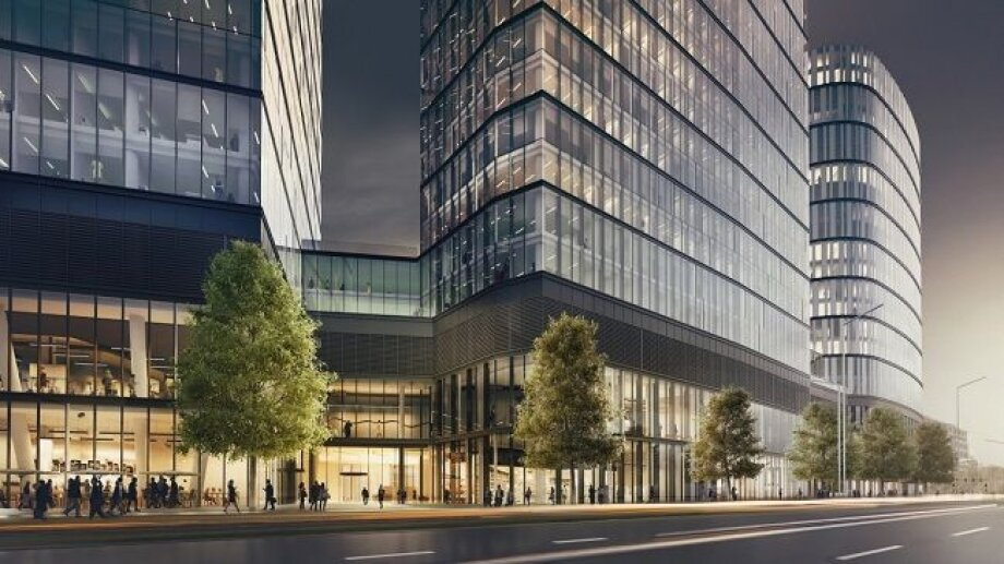 Getin to move into The Warsaw HUB complex in 2020