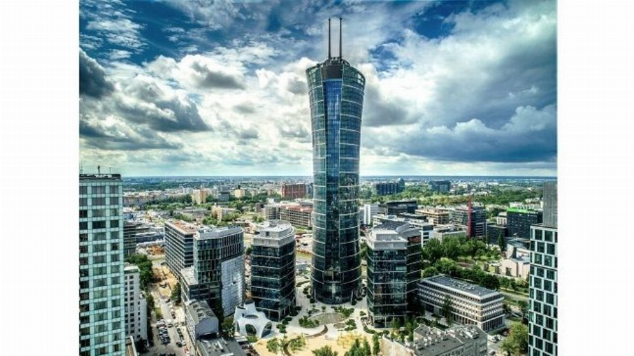 Immofinanz to acquire Warsaw Spire tower for €386 mln