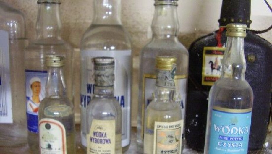 Polish Vodka under protection in China