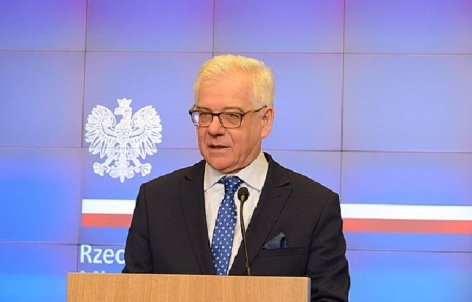Strengthening international law is Poland's priority
