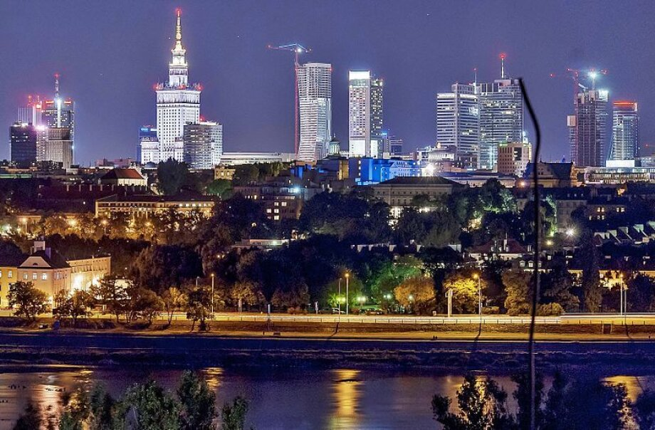 Warsaw at forefront of beneficiaries of IT industry development