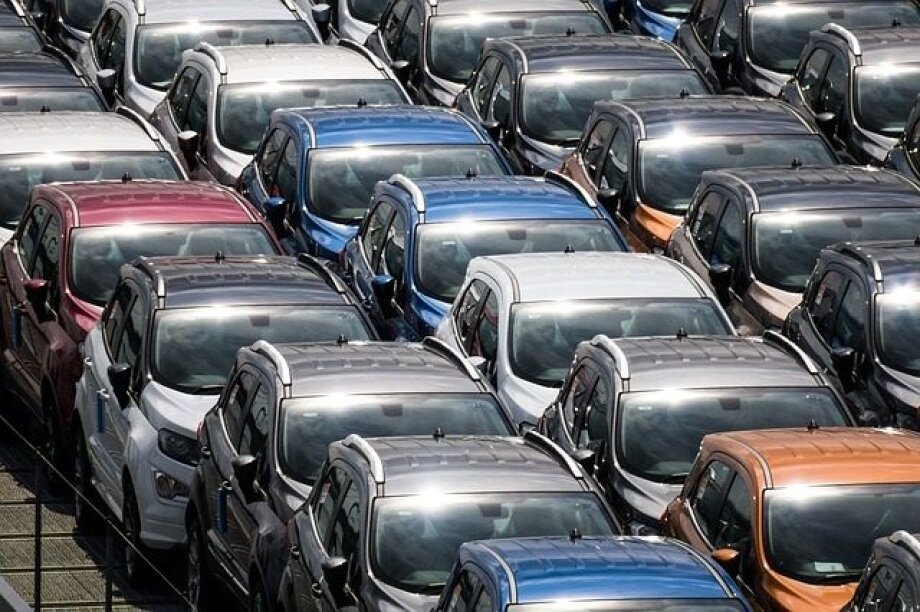 ACEA: number of new passenger car registrations up by 3.9% y/y
