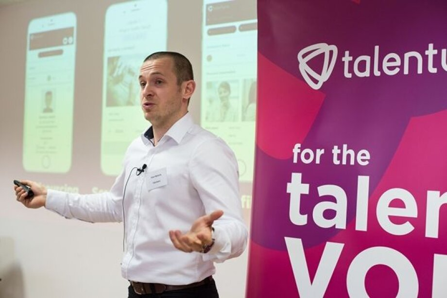 Hungarian start-up Talentuno enters Poland