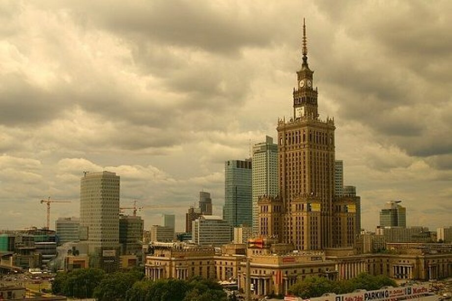 Warsaw among European cities with largest internet potential