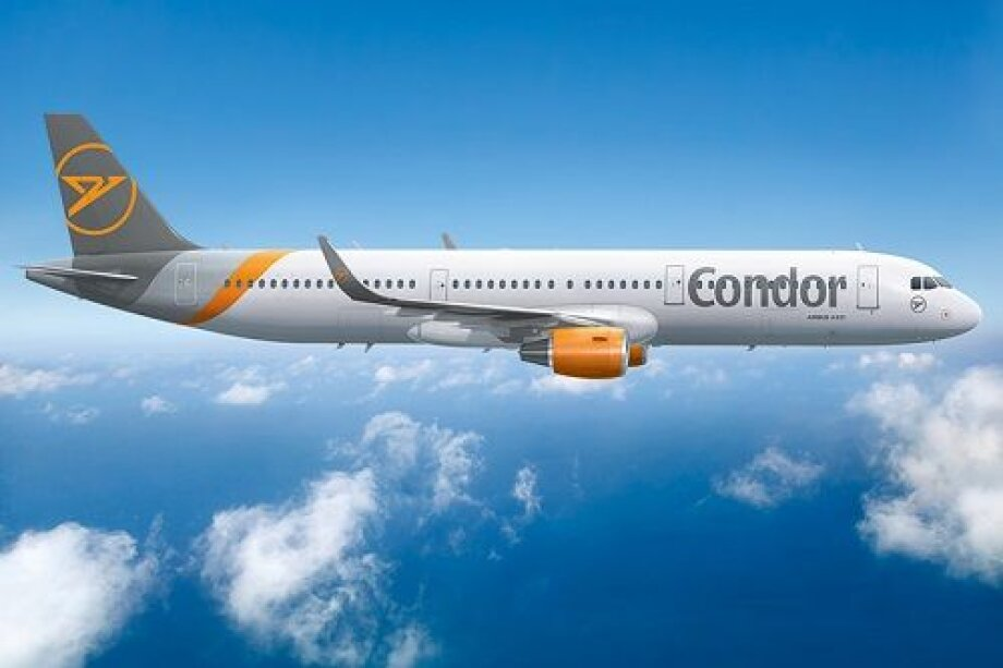 LOT wants to buy the German airline Condor