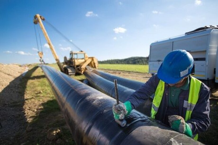 Gaz-System completes new gas pipeline