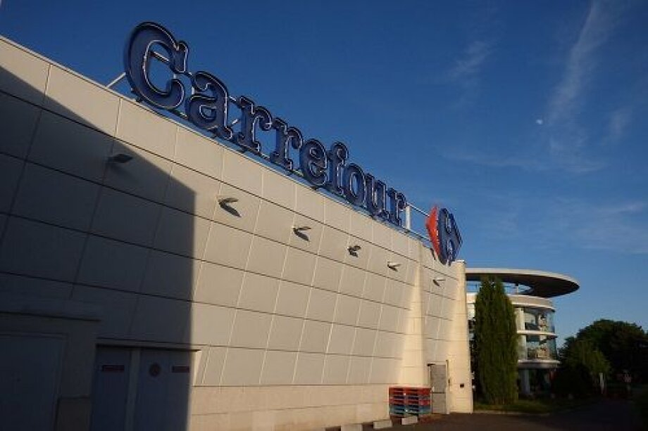 Carrefour records high sales growth in Poland