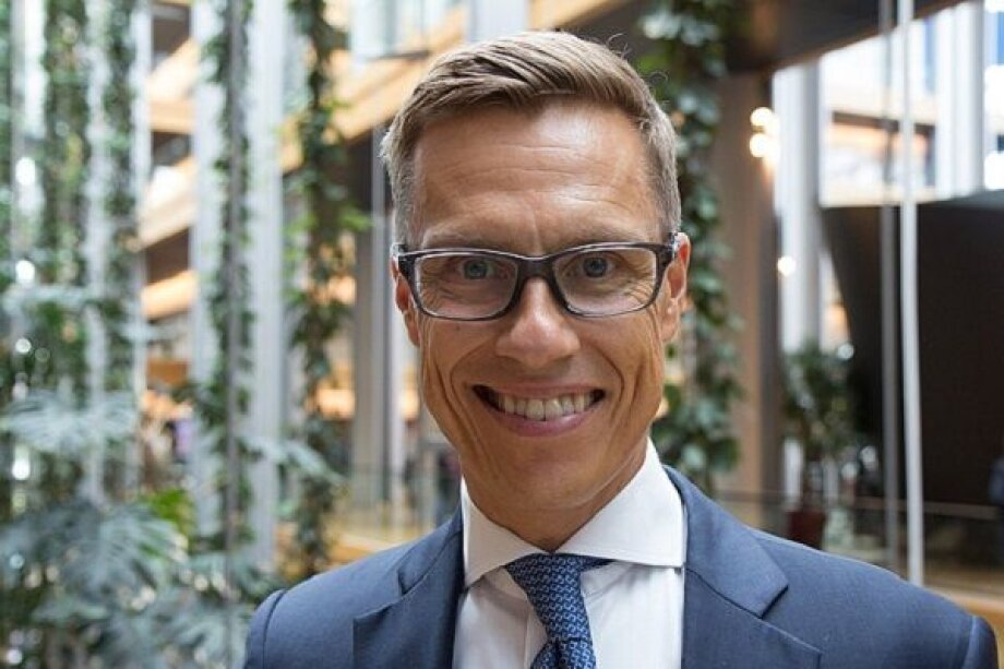 'It's time for the EU's strategic autonomy': Alexander Stubb
