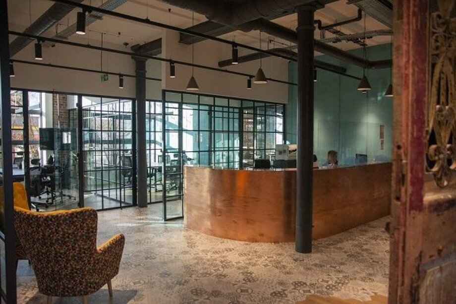 Chillispaces.com in Łódź opens 2,100 sqm of post-industrial offices