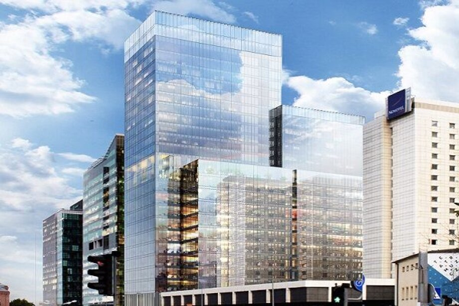 Knight Frank appointed lead agent to lease highest office tower in Poznań