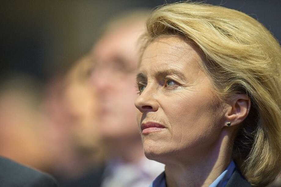 Von der Leyen favoring mechanism for maintaining rule of law in EU