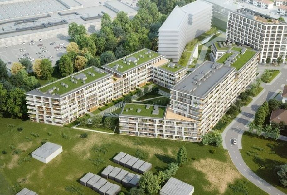 More Atal apartments on offer in Warsaw