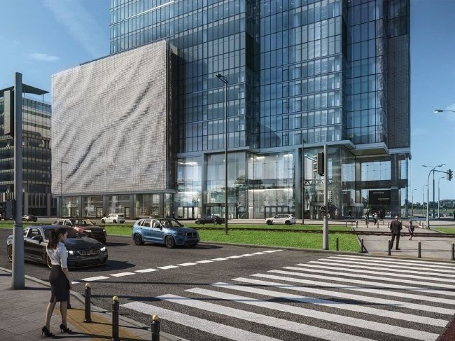 Ghelamco secures anchor tenant for Warsaw skyscraper